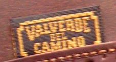 Label Valverde del Camino