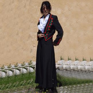 Vêtements ibériques