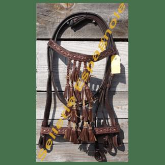 Bridon vaquero mosquero