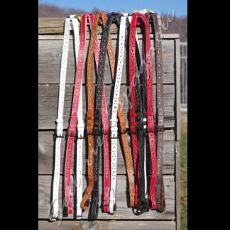 collier de chasse vaquero filigrane couleurs diverses