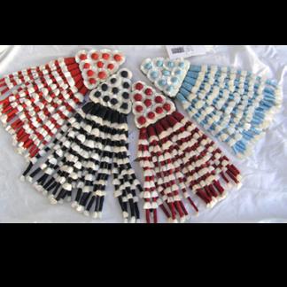 mosquero soie plusieurs couleurs